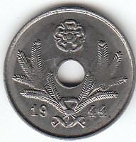 Münze > 10Penny, 1944 - Finnland  - obverse