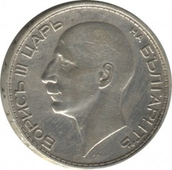 Кованица > 100лева, 1934-1937 - Бугарска  - obverse
