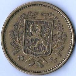 Münze > 20Mark, 1935 - Finnland  - obverse