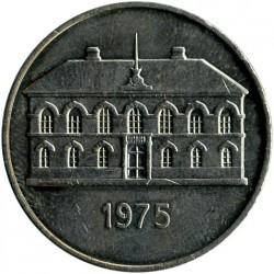 Münze > 50Kronen, 1970-1980 - Island   - obverse