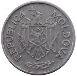Moneda > 10bani, 1995-2018 - Moldavia  - obverse