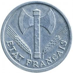 سکه > 2فرانک, 1943-1944 - فرانسه  - obverse