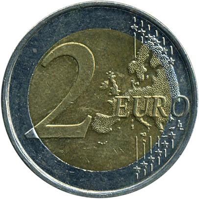 2 Euro 2008 2017 Deutschland Münzen Wert Ucoinnet