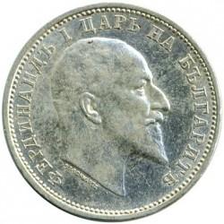 Coin > 1lev, 1910 - Bulgaria  - obverse
