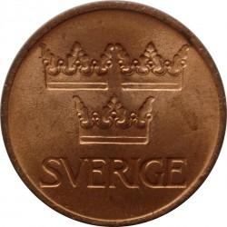 Münze > 5Öre, 1972-1973 - Schweden   - obverse