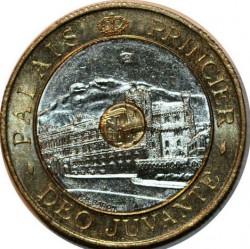 Moneta > 20frankų, 1992-1997 - Monakas  - obverse
