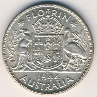 Australien & Ozeanien Australia 1 Florin 1938 Unc Kursmünzen, Einzelne