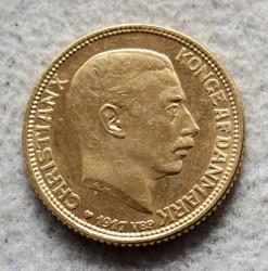 Coin > 10kroner, 1913-1917 - Denmark  - obverse