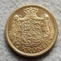 Coin > 10kroner, 1913-1917 - Denmark  - reverse
