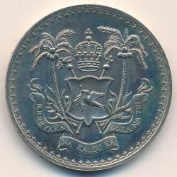 Moneda > 1dollar, 1970 - Fiji  (Independència de Fiji) - reverse