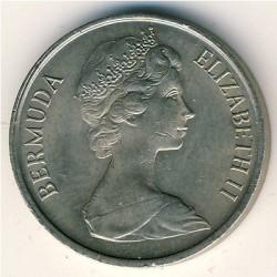 Pièce > 5cents, 1970-1985 - Bermudes  - obverse