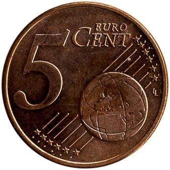 5 Eurocent 1999 2018 Frankreich Münzen Wert Ucoinnet