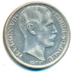 Moneda > 1corona, 1908-1917 - Noruega  - obverse