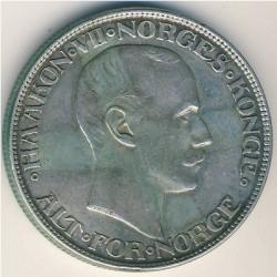 Moneda > 2kroner, 1908-1917 - Noruega  - obverse