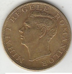 Moneta > 500lėjų, 1945 - Rumunija  - obverse