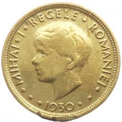 מטבע > 5לאי, 1930 - רומניה  - obverse