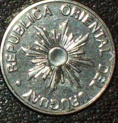 Moneda > 1nuevopeso, 1989 - Uruguay  - obverse