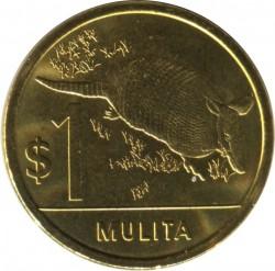 سکه > 1پزو, 2011-2012 - اروگوئه  - reverse