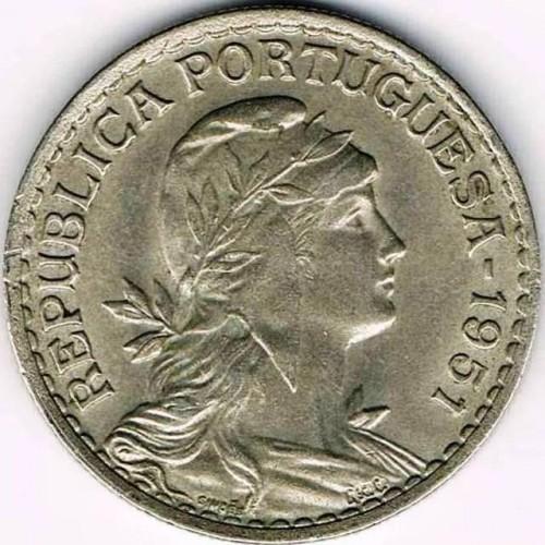 1 escudo 1951 portugal km 578 catalogue de pi ces - Mesurer hygrometrie d une piece ...