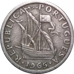 Coin > 2.5escudos, 1963-1985 - Portugal  - obverse