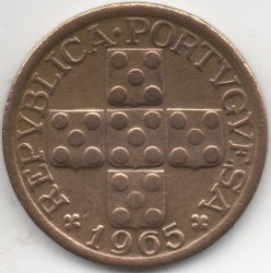 Pièce > 10centavos, 1942-1969 - Portugal  - obverse