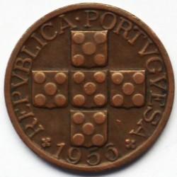Монета > 20сентавос, 1942-1969 - Португалия  - obverse