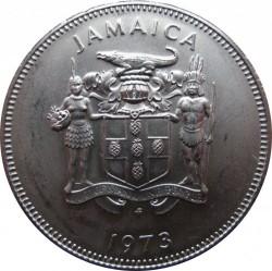 Mynt > 25cents, 1971-1984 - Jamaica  - obverse