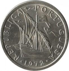 Монета > 10ескудо, 1971-1974 - Португалія  - obverse