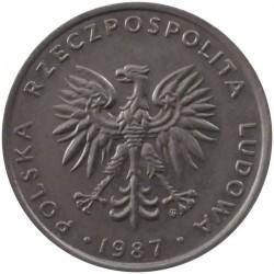 Кованица > 20злота, 1984-1988 - Пољска  - obverse