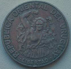 Moneda > 200nuevospesos, 1989 - Uruguay  - obverse