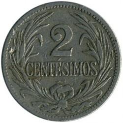Νόμισμα > 2Σεντέσιμος, 1901-1941 - Ουρουγουάη  - reverse