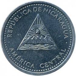 Münze > 10Centavos, 2007-2015 - Nicaragua   - obverse