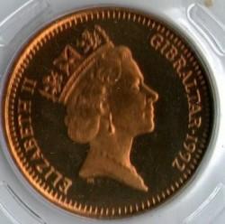 Moneta > 2sterline, 1992 - Gibilterra  (Cristoforo Colombo) - obverse