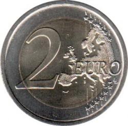 Moeda > 2euro, 2017 - Eslováquia  (550 Anos da Fundação da Universidade de Istropolitana) - reverse