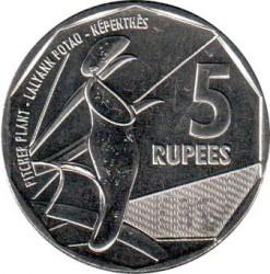 Монета > 5рупий, 2016 - Сейшелы  - reverse