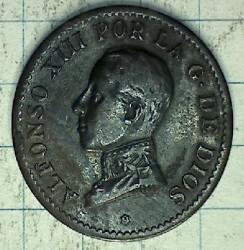 Moeda > 1cêntimo, 1911-1913 - Espanha  - obverse