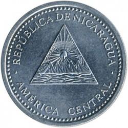 Монета > 10сентаво, 2007-2015 - Нікарагуа  - obverse