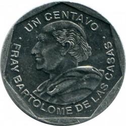 Moneta > 1centavo, 1999-2007 - Gwatemala  - reverse
