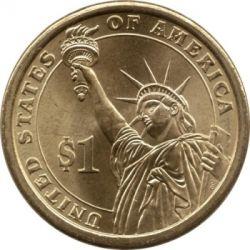 Moneda > 1dollar, 2008 - Estats Units  (President dels EUA - John Quincy Adams (1825-1829)) - reverse