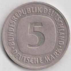Münze > 5Mark, 1994 - Deutschland  - reverse