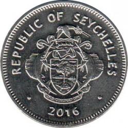 Монета > 1рупия, 2016 - Сейшелските острови  - obverse
