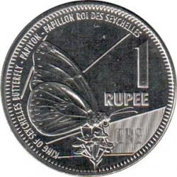 Монета > 1рупия, 2016 - Сейшелските острови  - reverse