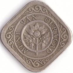 Монета > 5центов, 1948 - Кюрасао  - obverse