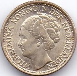 Mynt > 1/10gulden, 1944-1947 - Curaçao  - obverse