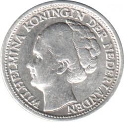 Pièce > ¼gulden, 1944-1947 - Curaçao  - obverse