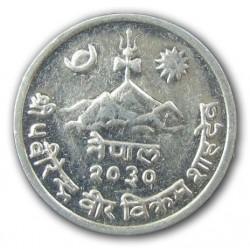 Moneta > 2paisos, 1971-1978 - Nepalas  - obverse