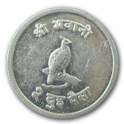 Moneta > 2paisos, 1971-1978 - Nepalas  - reverse