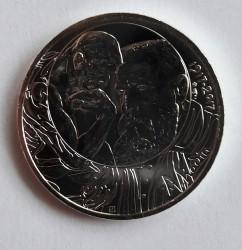 Moneda > 10euros, 2017 - Francia  (100 aniversario - Muerte de Auguste Rodin) - reverse