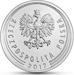Coin > 10groszy, 2017-2019 - Poland  - obverse