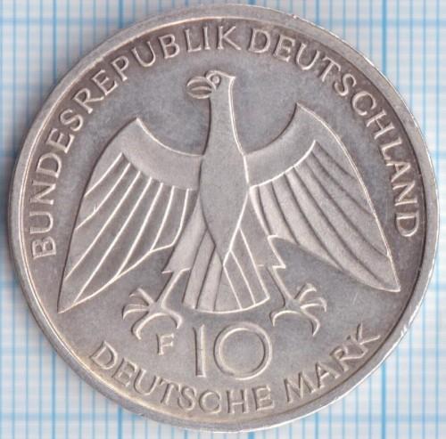 10 Mark 1972 Xx Olympische Sommerspiele München 1972